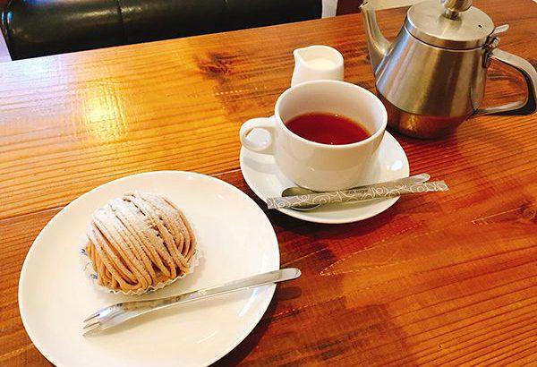 鳥取一おいしいケーキ屋さん『ドロップ』